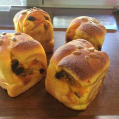 古代小麦のパン